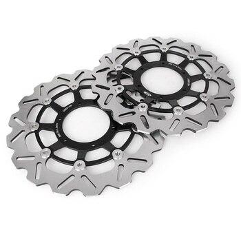 CBR1000RR 2004 2005 Motorcycle Front Rear Brake Disc Rotors Set For Honda CBR 600RR ABS 2009 2010 2011 2012 2013 2014 2015