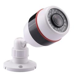 Hamrolte 720 P/960 P/1080 P 5MP 1.7MM obiektyw typu rybie oko 180 stopni panoramiczna kamera ahd Night Vision wodoodporna kamera typu bullet zewnętrzna|Kamery nadzoru|Bezpieczeństwo i ochrona -