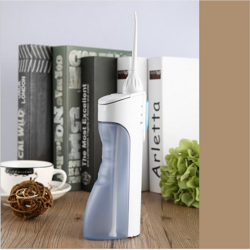 Portable Oral Irrigator Water Dental Flosser Powered Floss Water Jet Toothbrush Teeth Cleaning Machine Dental Implements Spa