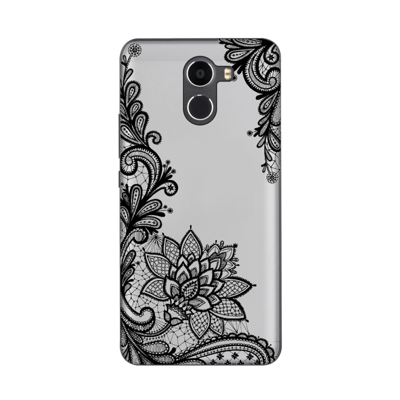CaseRiver Soft Silicone Wileyfox Swift 2 Case TPU Painting Cover House Painted Protective Wileyfox Swift 2 Plus Case Fudas Capas