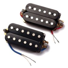 OOTDTY Guitar Pickup Humbucker Neck and Bridge for 6 String цена 2017