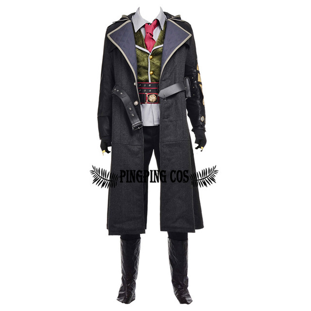 Assassinu0027s Creed Syndicate Cosplay Costumes Halloween Party Menu0027s Vintage Clothing Free UPS Shipping  sc 1 st  AliExpress.com & Assassinu0027s Creed Syndicate Cosplay Costumes Halloween Party Menu0027s ...