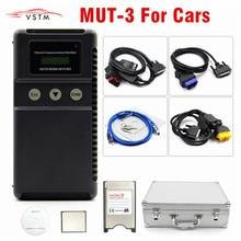 Новейшая модель; для Mitsubishi MUT-3 MUT3 только для автомобилей для диагностики и программирования MUT 3 MUT III Сканер рекомендации высокой энергии