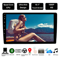 9 inch/10.1 inch 2DIN Android 8.1 Car Radio Universal Bluetooth WIFI Car Auto Stereo Multimedia Player GPS Navigation