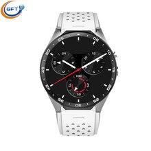 GFT KW88 3G wifi smart watch sim bluetooth smartwatch männer Handgelenk sport uhren Tragbare Elektronische Gerät