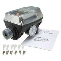 أحدث 220 فولت 1.1kw مضخة الضغط التلقائي تحكم التبديل الالكترونية تحكم مضخة للمياه أفضل الأسعار