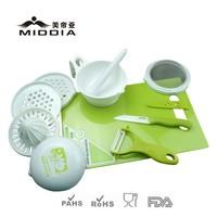 Baby food grinding tool sets manual food maker the best vegetable mashers portable baby puree maker fruit juicer