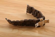 For Apple Watch special wood watchband strap band for iWatch 42mm  link bracelet wooden band