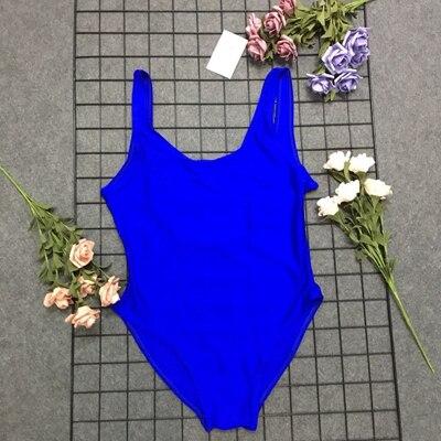 Bride Gold Print 2018 Women One Piece Swimsuit High Cut Swimwear Bathing Suit Black Monokini Bodysuit Beachwear Maillot De Bain