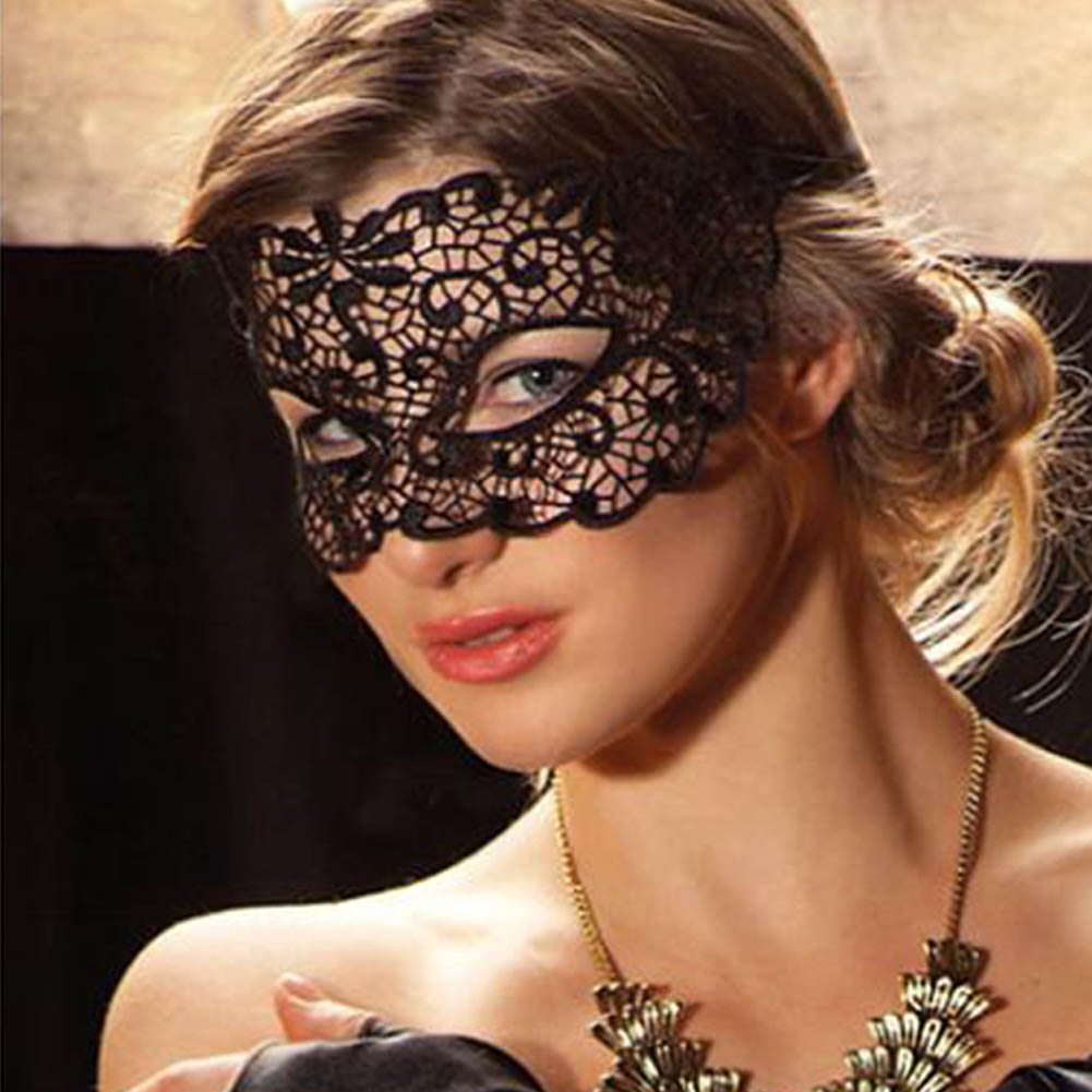 Compare Prices on Black Lace Mask- Online Shopping/Buy Low Price ...