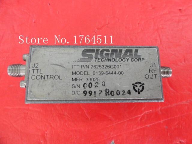 [BELLA] SIGNAL 6139-6444-00 Vin:15V SMA Supply Amplifier
