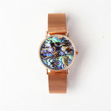 Real Abalone Shell Watches
