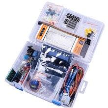 ООН R3 Starter KIT Модернизированный вариант Starter Kit RFID узнать Люкс LCD 1602 для arduino комплекте