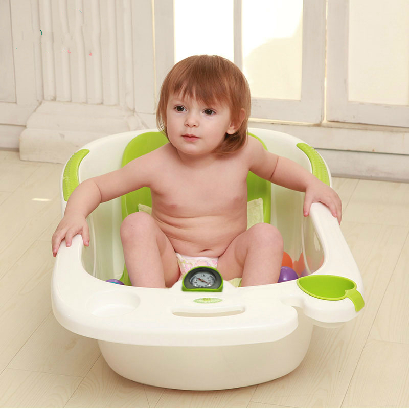 2016 Hot Sale Large Baby Bath Tubs Dolphin Water Scoop Environmental ...