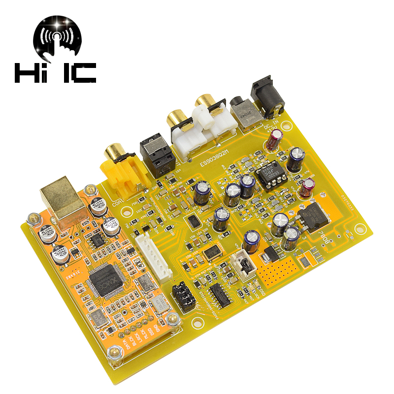 Accessories & Parts Back To Search Resultsconsumer Electronics Es9038 Q2m I2s Dsd Optical Coaxial Input Decoder Usb Dac Headphone Output Hifi Audio Amplifier Board Module Selling Well All Over The World