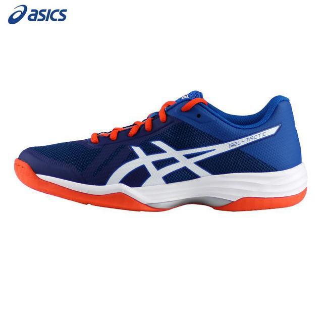 US $117.62 |Original Asics Gel Tactic Volleyball Shoes For Men Indoor Sports Sneakers Badminton Shoes B702n Mens Volleyball Shoes in Volleyball Shoes