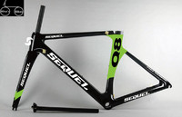 SEQUEL Full Carbon Road Bike Frames Colorful Options Toray T800 BSA BB30 42mm 52mm Tapered Customizable
