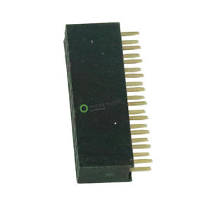 Strip-Connector Pitch-Pin 2x10 5-Pieces. Straight-Plug 20pin Female Double-Row