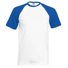 Raglan Short Sleeve Crew Neck Unisex T-Shirt