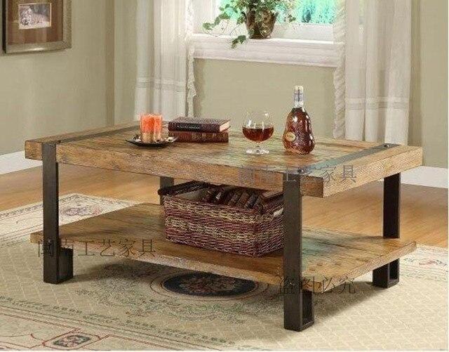 Meubles de pays damérique meubles rétro mobilier en fer forgé en bois