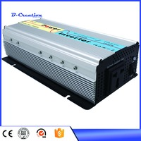 1000W 1kw 12v 24v 48v become to 110v 220v AC off grid inverter DC to AC Pure Sine Wave Inverter for home ues