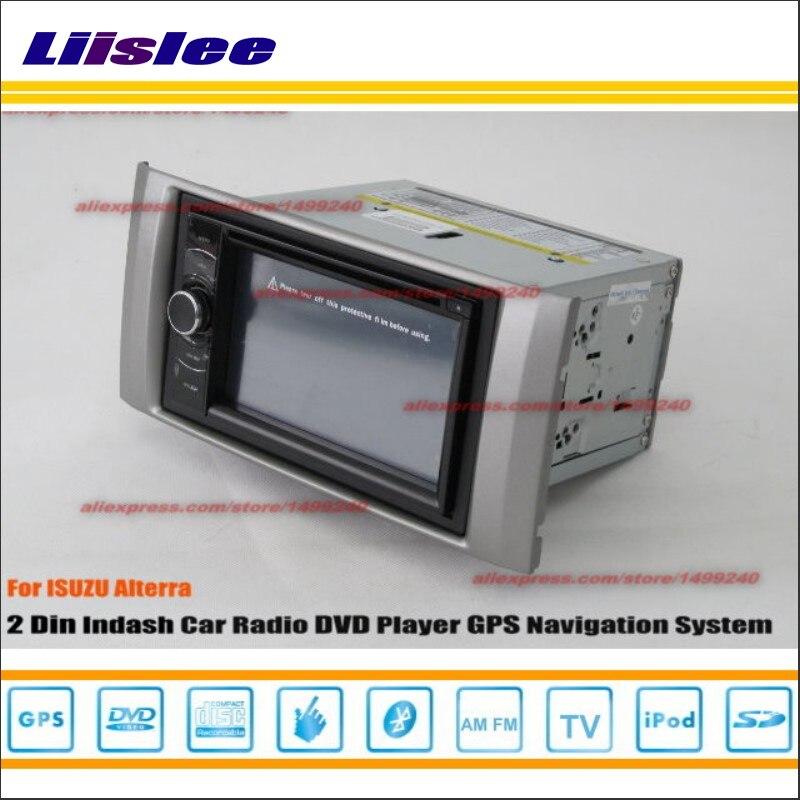 Liislee для isuzu alterra 2009 ~ 2011 Радио reo CD dvd-плеер GPS Navi HD touch аудио-видео S100 географические карты nav навигации Системы