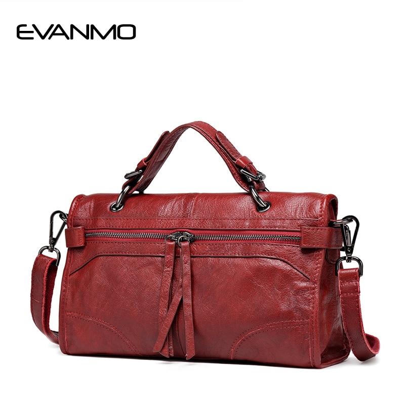 2017 Limited Real Zipper Women 100% Genuine Leather Handbag Winter Newest Design Shoulder Bag Famous Brand Female Crossbody 2017 real 100