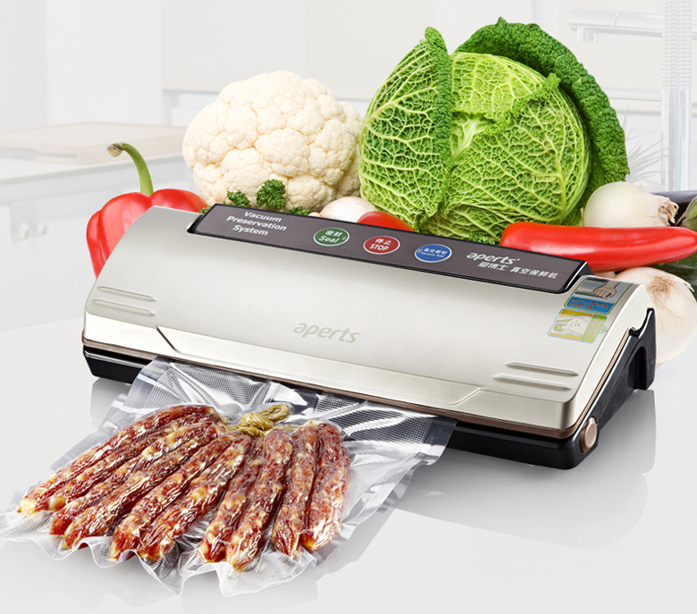 Household Food Vacuum Sealer Machine Sealing machine 28CM 110W 220V household