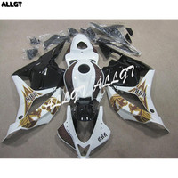 ALLGT Motorcycle Cowl Bodywork fairing kit Painted With Graphic for Honda CBR 600RR 2007 2008