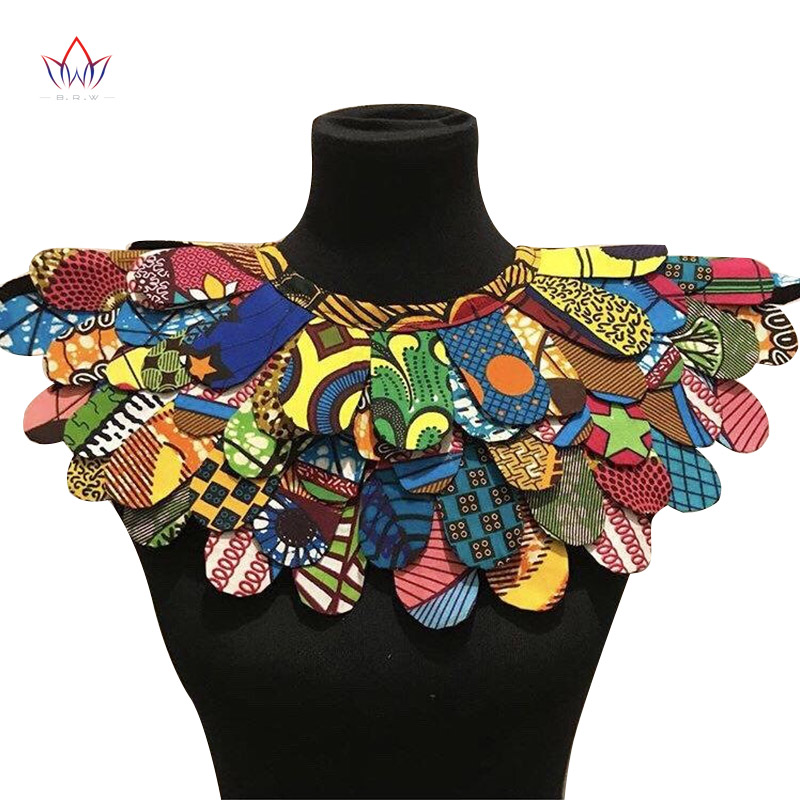 2020 Hot Sale African Necklaces For Party Bohemia Style Handmade Many Small Pieces Combined Chain Statement Necklace SP028