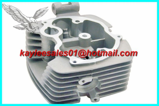 ФОТО CG150 MOTORCYCLE ENGINE PARTS CYLINDER HEAD COMPONENT