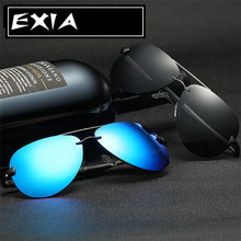 Luxury Sunglasses Brand EXIA Polarized UVA Lenses with Original Packages EXIA OPTICAL KD-0761 Series