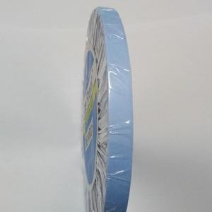 Image 5 - Shippig חינם 1 רול 0.8cm * 36 מטרים חזק כחול דו צדדי דבק ווקר קלטת קלטת שיער