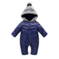 Baby Rompers Winter Jackets For Baby Girls Clothing Spring Autumn Coats Style Overalls For Baby Boys