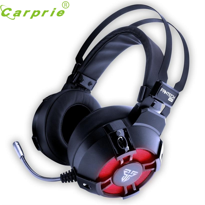 Black Audio game headset Virtual 7.1 Channel Surround Sound Gaming Light wired Headset Stereo LED Headphones with Mic OV29 P30