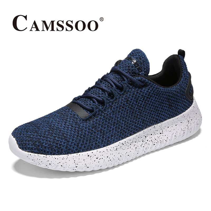 2018 Camssoo Mens Outdoor Trail Running Shoes Light Weight Breathable Sports Shoes Travel Shoes For Men Free Shipping 6109