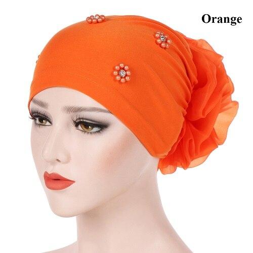 orange Hijabs