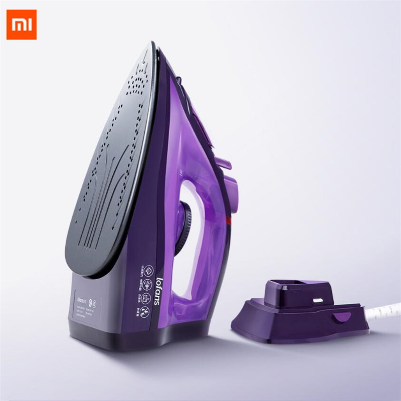 Xiaomi Mijia Lofans Wired/wireless Cordless Electric Steam Iron 1600W/2000W Electric Steam Iron For Clothes Multifunction Adjust