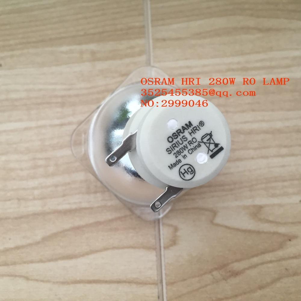где купить NEW Hi-Q 4xLot FIT SIRIUS HRI 280W RO Lamp Moving head beam light bulb Compatible with MSD 10R 12R Platinum Sharpy 10R lamp по лучшей цене