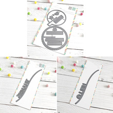 Banners ribbon trim clear stamp transparent seals for DIY scrapbookingcard makingpaper craft drawing Card making /& stationery