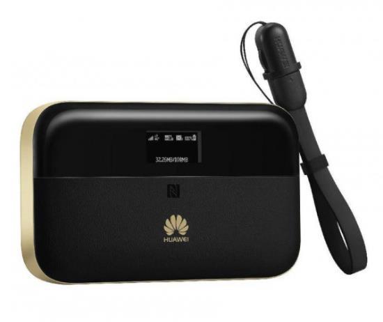 300 Mbps Huawei Wifi 2 Pro E5885 3g 4g Lte Fdd Tdd Wireless Tasche Wifi Router Mit Ethernet-anschluss 6400 Mah Power Bank