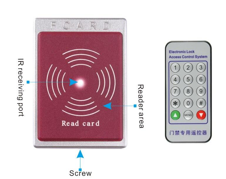 FC-103E/M IR Programming Access Controller Door Access Control System boegli m 103