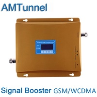 Cellular signal booster 3G repeater 2G GSM repeater dual band signal booster repeater GSM amplifier 3G GSM cell phone repeater