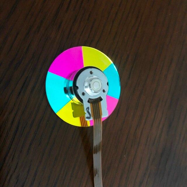 Подходит для Benq W1070 W1070 + Цветовой диск проектора 6 Сегмент 44 мм-102418672 и другие модели