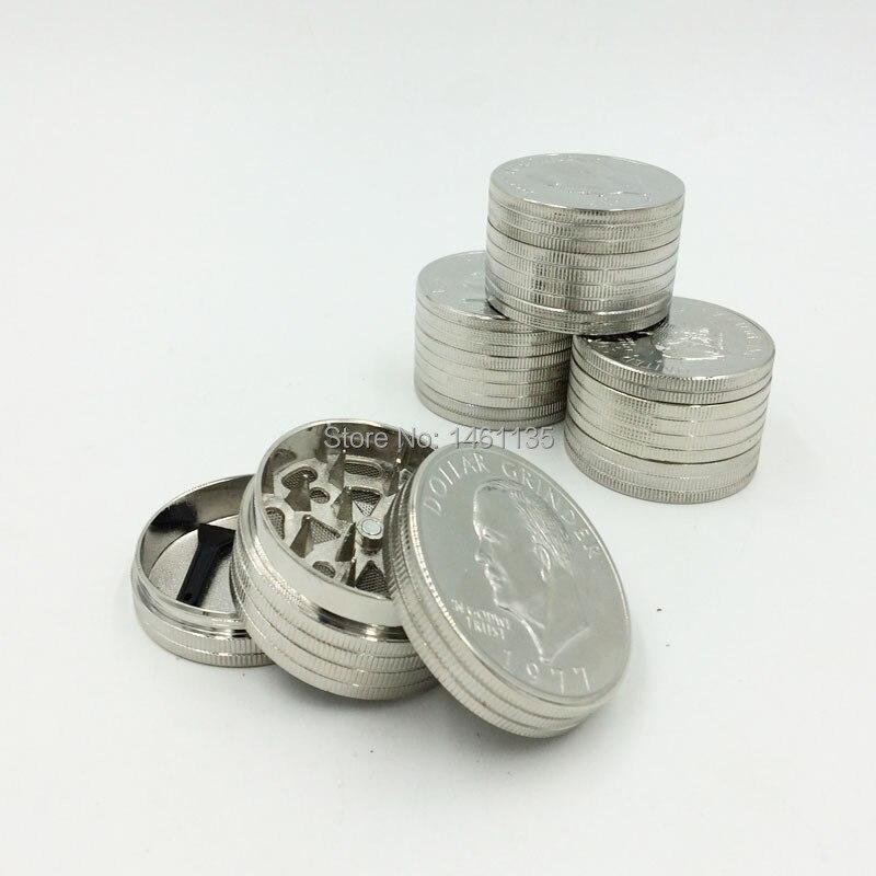 ⑤Envío gratis nuevo patrón de la Moneda de metal muller tabaco ...