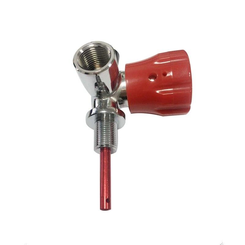 Nouveau M18 * 1.5 réservoir régulateur 5/8 acier inoxydable avec 40Mpa jauge de remplissage mamelon pour PCP