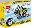 Brinquedos para crianças DA MARCA CHINA 109 auto-travamento bricks Compatíveis com Lego Creator 31018 Rodovia Cruiser sem caixa original