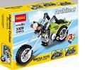 Juguetes para niños de CHINA MARCA 109 autoblocante ladrillos Compatibles con Lego Creator 31018 Crucero de La Carretera sin caja original