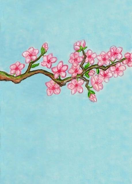 5x7ft light blue sky cartoon pink flowers branch plum custom photo 5x7ft light blue sky cartoon pink flowers branch plum custom photo studio backdrop background vinyl 220cm mightylinksfo