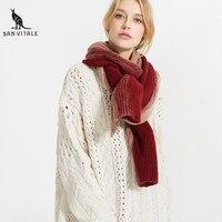 スカーフ女